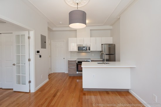 Brooklyn real estate photography work one bedroom bedford stuyvesant new york