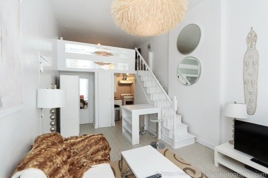 Professional photography of Harlem Loft in pristine conditions, New York City