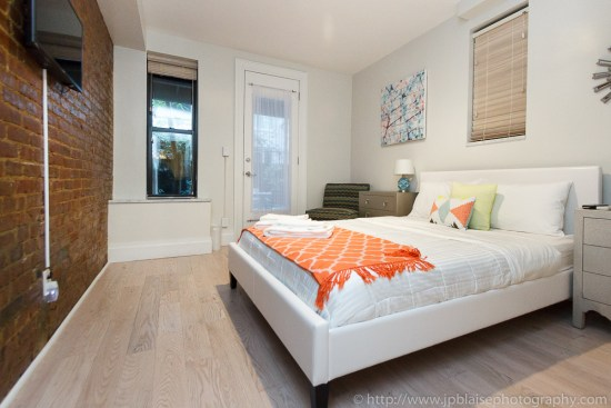 Interior photographer apartment of the week on the Upper West Side of Manhattan: Picture of the master bedroom