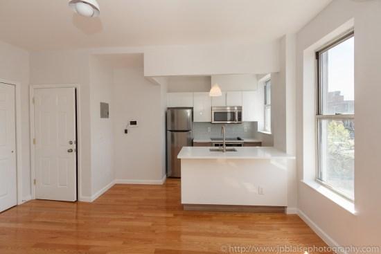 Interior photographer new york brooklyn bedford stuyvesant renovated studio