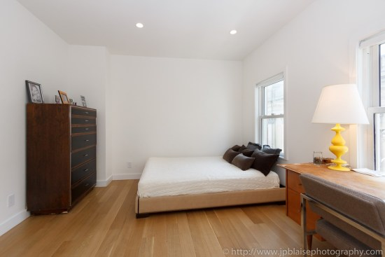 NY Real estate photographer two bedroom apartment in west village manhattan