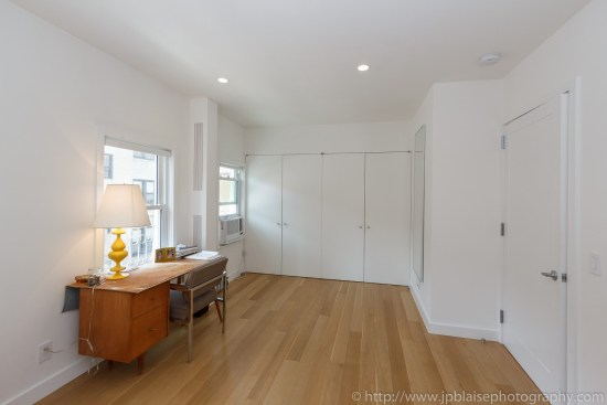 NY Real estate photography two bedroom apartment in west village manhattan