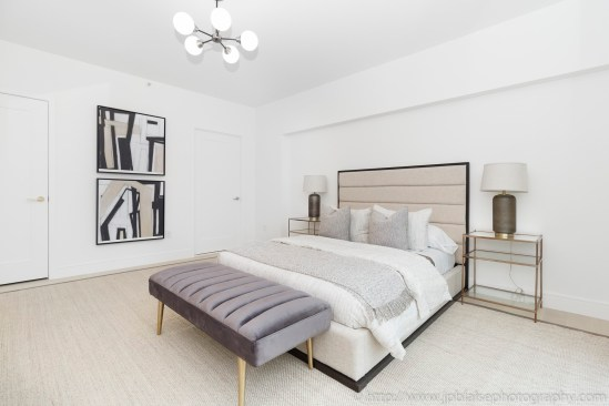NYC Apartment photographer real estate upper east side interior designer new york ny bed