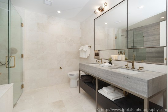 NYC Apartment photographer real estate upper east side interior designer new york ny shower