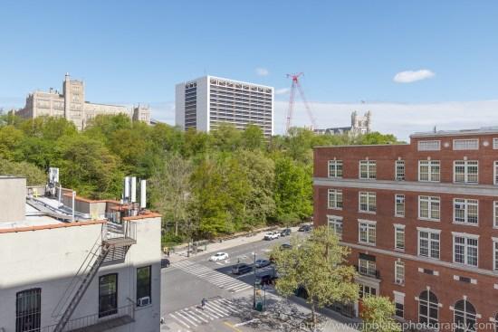 NYC apartment photographer central harlem condo unit new york city views