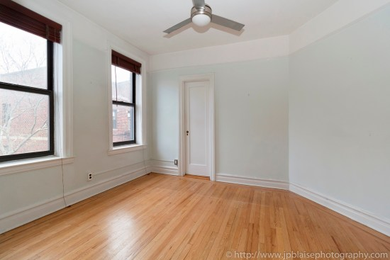NYC apartment photographer one bedroom coop for sale west village ny real estate photography bedroom