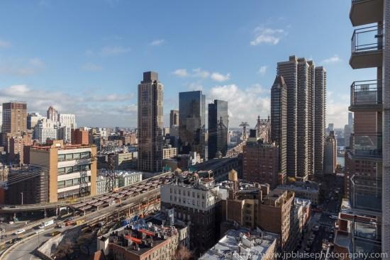 nyc views apartment photographer work three bedroom sutton place New york city