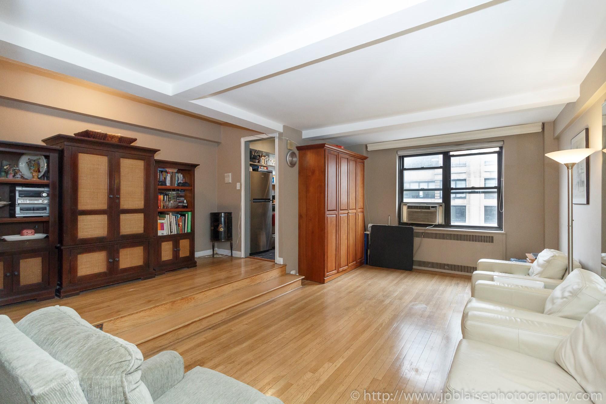 New york apartment photographer - Recent work: alcove studio in the