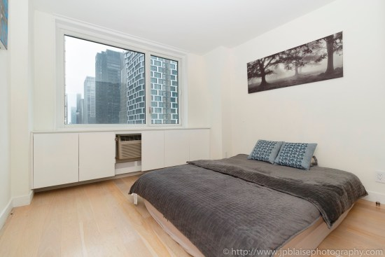 New york city apartment photographer ny nyc real estate interior photography midtown west master bedroom