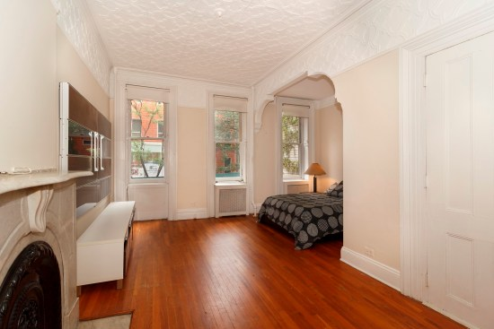 New york ny nyc apartment real estate interior photographer one bedroom midtown east manhattan bedroom
