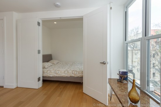 New York city Real estate photographer two bedroom apartment in west village manhattan