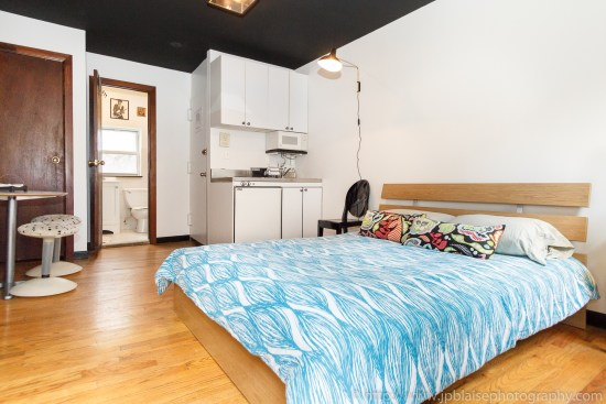 Real Estate Photography work: rooms for rent in midtown west new york city manhattan