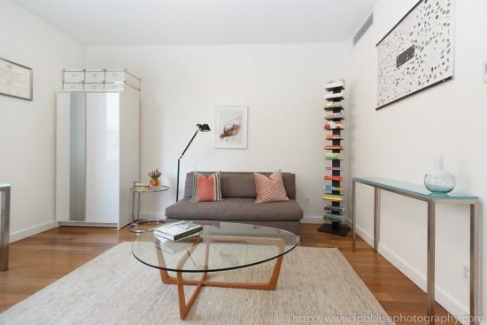 Interior photography: office in Greenwich village New York