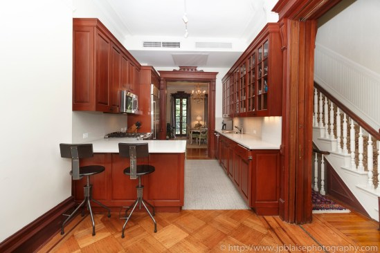Real estate interior apartment photographer brooklyn park slope new york ny kitchen