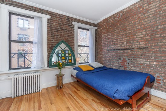 Third bedroom photoshoot, manhattan, New York City