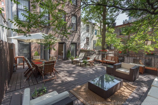 Terrace Apartment photography chelsea two bedroom apartment new york city