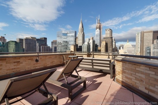 Turtle bay midtown apartment photographer real estate interior new york ny nyc roofdeck