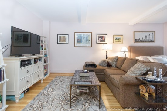 apartment photographer work studio in Chelsea