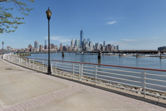 interior photography work new york city view from new jersey waterfront