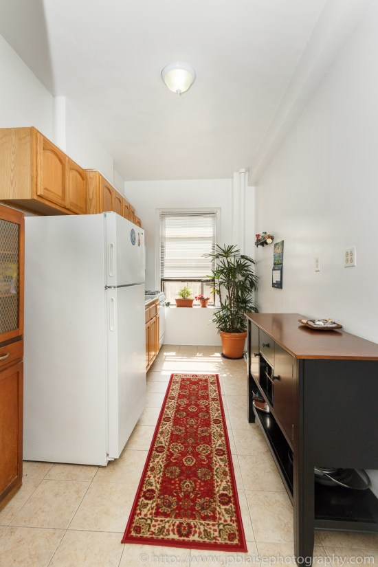 kitchen Apartment photographer one bedroom in washington heights new york city
