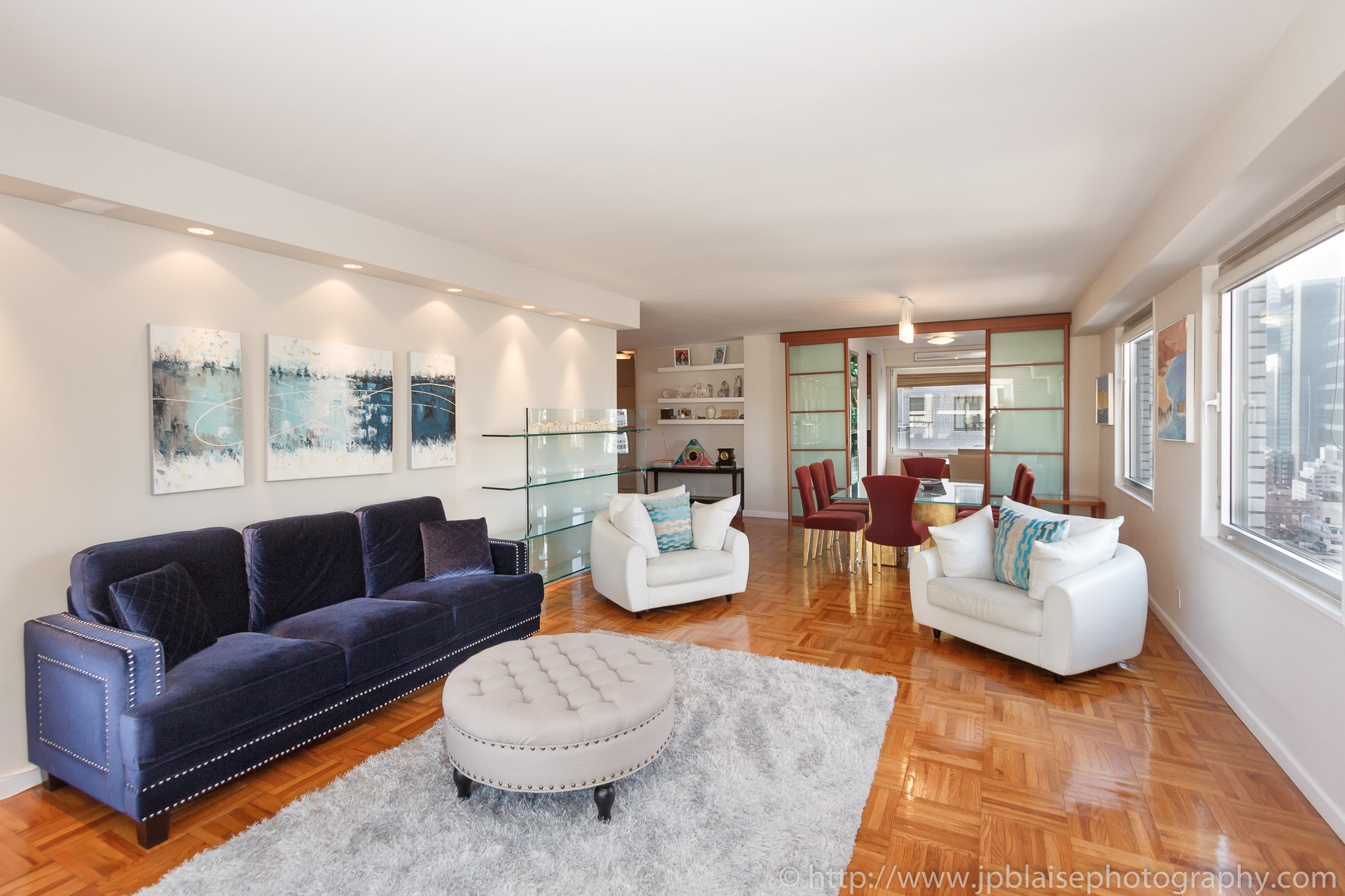 Latest New York City apartment photographer session: Three