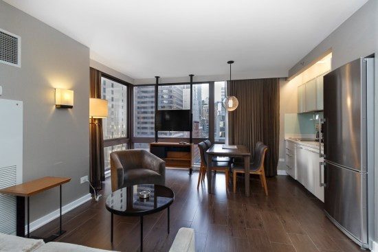 new york apartment photographer nyc ny Midtown East real estate interior two bedroom living room