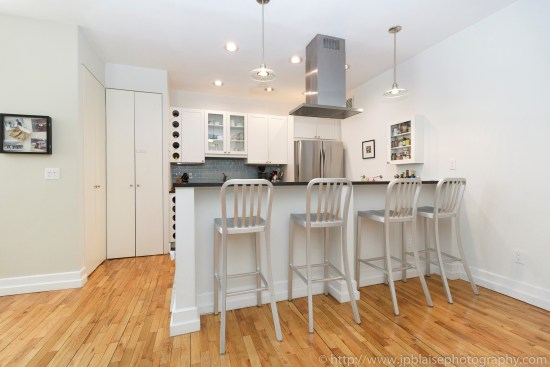 ny apartment photographer 3 bedroom brooklyn heights new york real estate interior kitchen