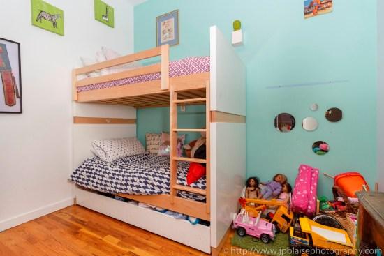 ny apartment photographer real estate interior new york tribeca new york city manhattan nyc kids bedroom