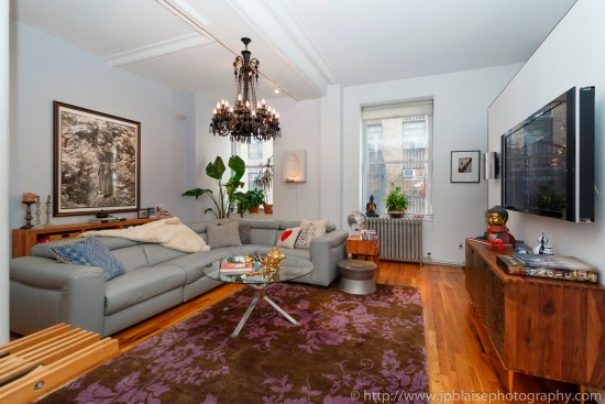 ny apartment photographer real estate interior new york tribeca new york city manhattan nyc living room