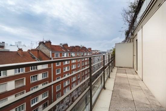 ny apartment photographer two bedroom interior real estate balcony