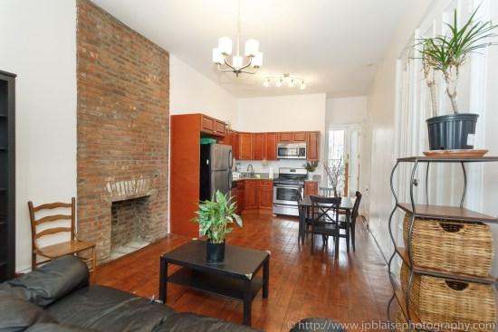 ny brooklyn apartment photographer nyc one bedroom carroll gardens new york city living room kitchen