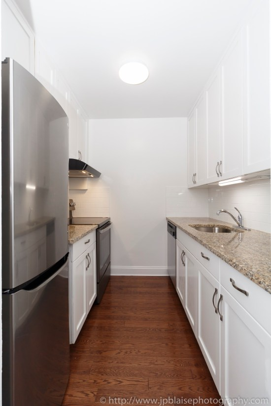 ny nyc apartment photographer interior west village two bedroom kitchen