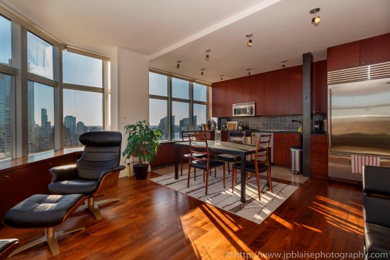 nyc apartment photographer lincoln square two bedroom real estate interior photo ny new york living room