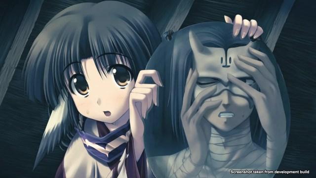 Screenshot from the Game Utawarerumono