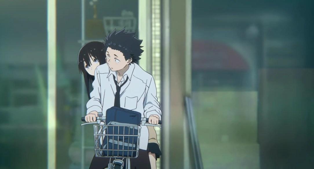 Koe No Katachi: A Silent Voice Movie Act 3