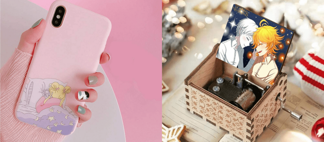 anime gift ideas for her