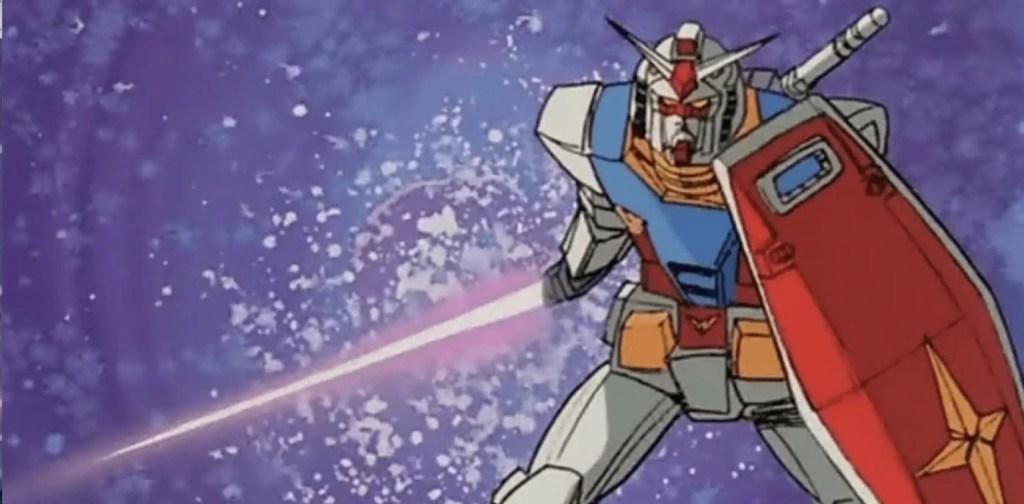 Mobile Suit Gundam (Sunrise / Sotsu, via SwiftHeadline)