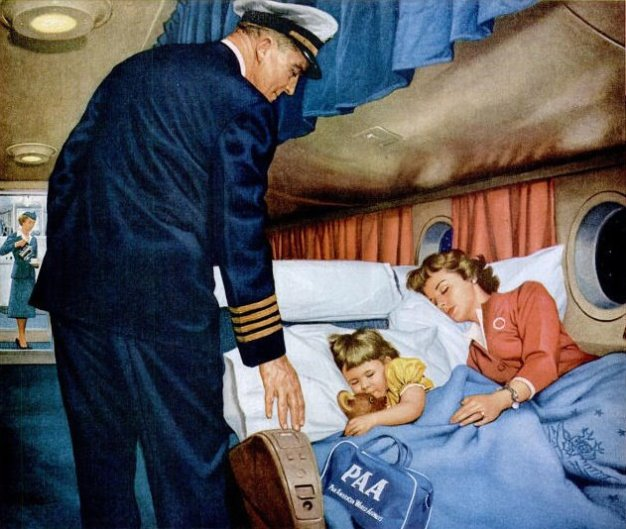 Stratocruiser on board pic