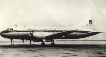 PIA_Convair_CV-240_in_late_50s._circa