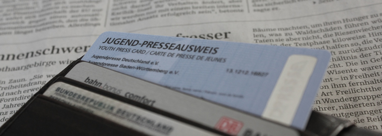 Jugend-Presseausweis