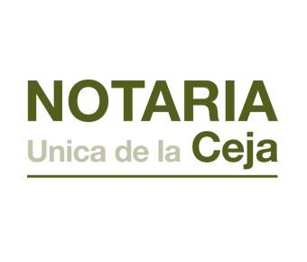Notaria Unica de la Ceja