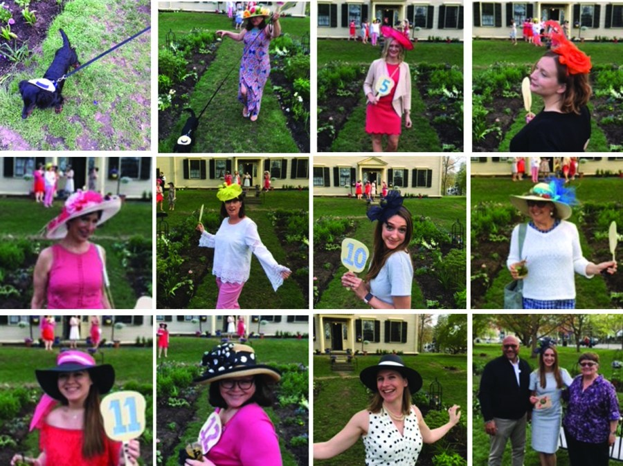 Collage of Hat Parade