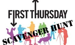 First Thursday Scavenger Hunt