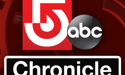 Chronicle Logo on WCVB 5