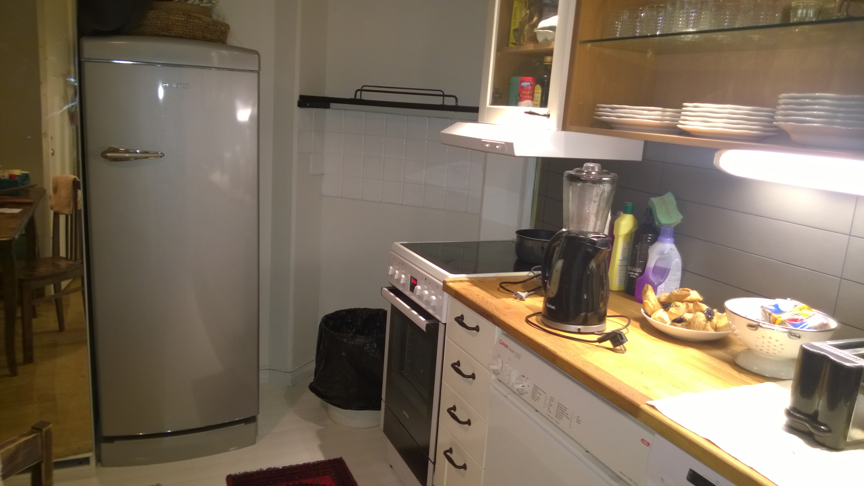 A flat renovation in Helsinki for a new guest 2015