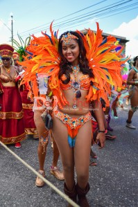 Trinidad Carnival Tuesday 2015