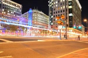 Night Street Photography