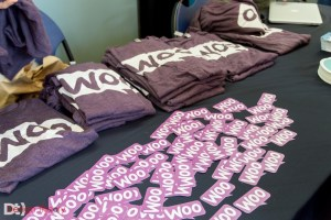 Woo T-Shirts and stickers