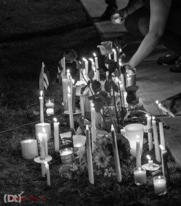 Orlando United Vigil Photography