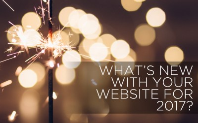 First Month of 2017 is Almost Over and Your Website Still Doesn't Have Fresh Content